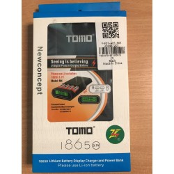 Tomo V8-4 Power Bank...